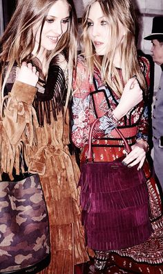 La campagne automne-hiver 2015 de Burberry shootée par Mario Testino