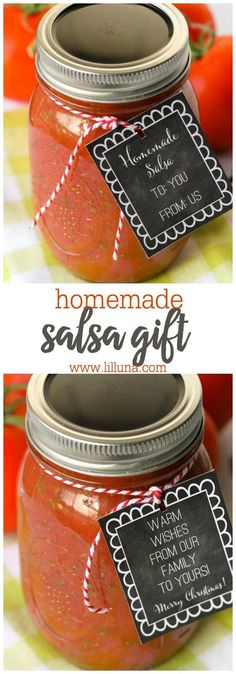 This is such an EASY homemade salsa recipe! It tastes just like restaurant salsa and goes perfectly with tortilla chips, tacos, and enchiladas! Hot Sauce Recipes, Bean Recipes, Potato Recipes, Ramen Recipes, Carrot Recipes, Cabbage Recipes, Broccoli Recipes, Rib Recipes, Noodle Recipes