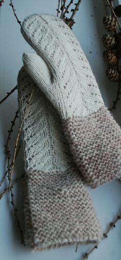 Ravelry: capucino's Roosa randmega käpikud Knitting Stitches, Knitting Socks, Baby Knitting, Knitting Patterns, Crochet Mittens, Knitted Gloves, Crochet Yarn, Yarn Inspiration, Crochet Cross