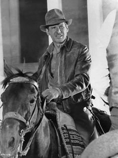 Harrison Ford from Indiana Jones and the Last Crusade