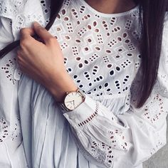 """813 Likes, 68 Comments - Blogger • Aliya (@stylebyaliya) on Instagram: """"Enjoying the last day of January and getting ready for the first day of February with my @cluse…"""""""