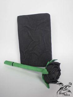 Купить Подарочный набор блокнот ручка сувенир подарок черный учителю коллеге в интернет магазине на Ярмарке Мастеров