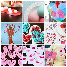 simple as that: Valentine's Craft Projects for Kids: Kiwi Crate Studio