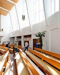 AD Classics: Heilig Geist Kirche,© Samuel Ludwig