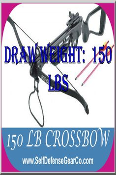 💃💃 When looking for the best crossbow one might also be interested in what features the crossbow has and what benefits that particular crossbow offers. The best crossbows are those that offer many options - have adjustable limbs - high quality straps - and are easy to use in all situations. There are thre... #crossbow #crossbowhunting #crossbows #crossbowhunter #crossbowfishing Personal Security, Personal Safety, Personal Defense, Seven Pounds, Crossbow Hunting, Easy