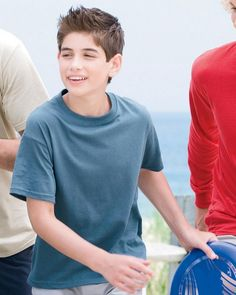 Gildan G500B Youth Heavy Cotton T Shirt Features:  Get ready of colorful comfort with this ultra soft cotton T Shirt  Attractive colors: Available in 44 colors  Seamless Rib at neck, Taped shoulder to shoulder 100% Preshrunk cotton, Seamless Rib at neck, Taped shoulder to shoulder Double needle stitching throughout, Ash Grey is 99/1; Sport Grey is 90/1 Dark Heather, Safety Green, Safety Orange & Safety Pink are 50% cotton. 50% poly Sizes: XS, S, M, L, XL