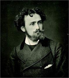 Édouard Manet (France, 1832-1883): Probably self-portrait?