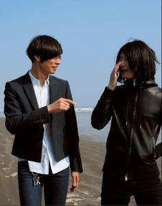 [Champagne]川上洋平・磯部寛之2012/3/9「MUSICA」4月号
