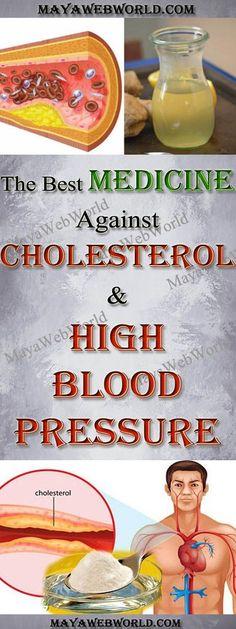 The Best Medicine against Cholesterol and High Blood Pressure – MayaWebWorld