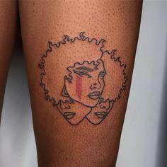 tattoos on dark skin \ tattoos on dark skin , tattoos on dark skin women , tattoos on dark skin african americans , tattoos on dark skin black men , tattoos on dark skin black Black People Tattoos, Black Girls With Tattoos, Red Ink Tattoos, Dope Tattoos, Girly Tattoos, Black Tattoos, Body Art Tattoos, Black Girl Tattoo, Tatoos