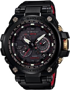 Amazon.com: CASIO G-SHOCK 30th Anniversary 1,000 Limited Edition (MTG-S1030BD-1AJR) SOLAR RADIO SIGNAL (JAPAN IMPORT): Watches