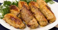 Rulouri din carne de porc: un adevărat răsfăț pentru membrii familiei tale.