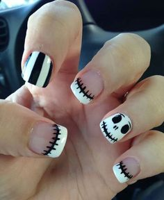 Hallowen Nails (20)