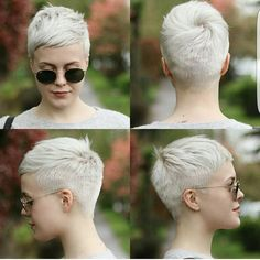 Love this http://postorder.tumblr.com/post/157432644549/options-for-short-black-hairstyles-2016-short