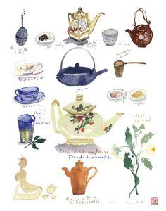 libraryinatower:    Tea!