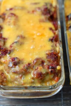Taco Meatloaf - It was a great and easy meal! I would suggest this recipe to anyone–especially you ladies with picky husbands :) | dinner ideas | meatloaf