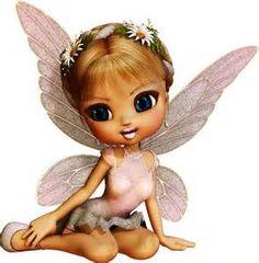 Fairy Poser Doll