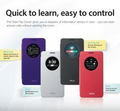 Zenfone 6 Viewflip Cover - White > ASUS Store
