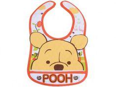 Babador Pooh - Baby Go com as melhores condições você encontra no Magazine Familier. Confira!