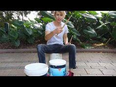Stick Twirl - Bucket Drum Lesson - Gordo