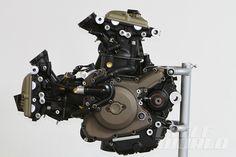 Ducati 821 Testastretta Engine