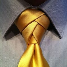 I want to learn how to make this knot!
