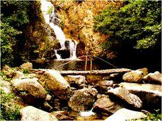 Bivongi waterfalls