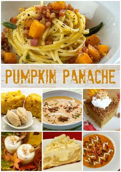 Pumpkin Recipe Archive