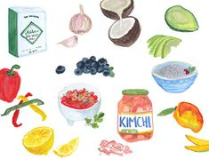 Detox Guide: super yummy and healthy quick recipes that dont have wacky specialty ingredients