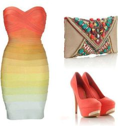 Love this outfit party dress