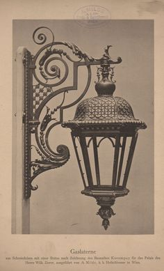 light for front door Outside Lamps, Gas Lanterns, Iron Furniture, Iron Art, Luminaire Design, Street Lamp, Gate Design, Outdoor Wall Lighting, Wrought Iron