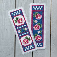 'Twilight Roses' Cross Stitch Kit by Twilleys fo Stamford.