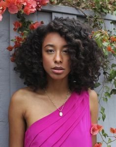 Corrine Bailey Rae and her amazing hair! This picture is what made me want to go natural.