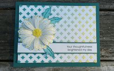 Stamped Greetings - one stamp set - three designs - endless possibilities, stampin' up!, unique greeting cards