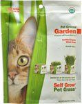 Pet Greens Garden Pet Grass® Self-Grow Kit -- 1 Kit(packof2) *** Click image to review more details.