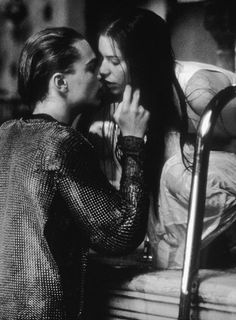 Leonardo DiCaprio/Claire Danes - Romeo + Juliet. No need for another version! Still love this movie ❤️