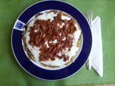#dieton #diet #alinazik #turkishfood #meat #eggplant #yogurt #lunch #bonappetit :)