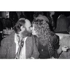 i love their relationship oh my god • • #petergrant #robertplant #ledzeppelin