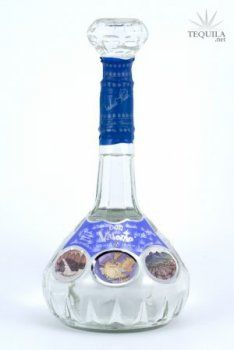 Don Valente Tequila Blanco - Tequila Reviews at TEQUILA.net