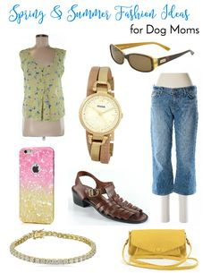 Spring and Summer Fashion Ideas for Dog Moms | http://www.thelazypitbull.com/spring-summer-fashion-ideas-for-dog-moms/