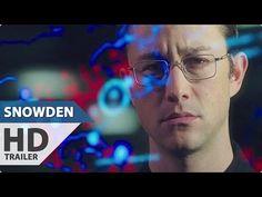 Snowden Trailer (2016) Joseph Gordon-Levitt NSA Thriller Movie HD - YouTube
