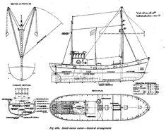 1/87 Fishing Trawler Fishing Vessel, Sailboat, Line Art, Diagram, Plans, Models, Google, Frame, Sailing Ships
