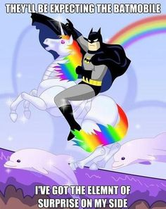 The 2 things I love combined in one! Don't you wish you were Batman riding a Rainbow Unicorn? :D Galaxy S2, Samsung Galaxy, Unicorn Phone Case, Batman, Honey Badger, Unicorns, Iphone 4s, Phone Cases, Superhero