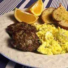 Homemade Paleo-Style Breakfast Sausage