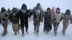 Veterans Return To Standing Rock To Shield Protesters From Police - Your News Wire Veterans Return To Standing Rock To Shield Protesters From Police via Instapaper http://ift.tt/2kgJIpF via No Political Correctness http://ift.tt/eA8V8J  yournewswire.com - US veterans have returned to Standing Rock vowing to shield indigenous protesters and activists opposed to the Dakota Access pipeline from attacks by a mili http://ift.tt/2i1HB3X via No Political Correctness http://ift.tt/eA8V8J…