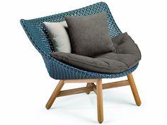 MBRACE Garden armchair Mbrace Collection by Dedon design Sebastian Herkner