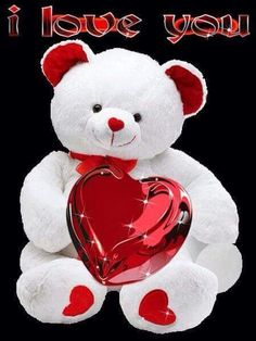 I love you my Angel Cute I Love You, I Love You Pictures, Love You Gif, Dont Love Me, Beautiful Love Pictures, Cute Love Memes, Love Images, Love You So Much, Cute Teddy Bear Pics