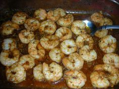 Make and share this Hawaiin Baked Spicy Shrimp recipe from Genius Kitchen. Hawaiin Food, Shrimp Appetizers, Spicy Shrimp Recipes, Seafood Recipes, Cooking Recipes, Healthy Recipes, Seafood Dishes, Restaurant Recipes, Pastries