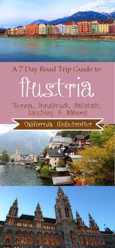 A 7 Day Road Trip Through Austria - California Globetrotte