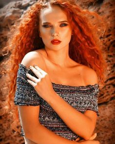 Very pity Fiery redhead tube touching words